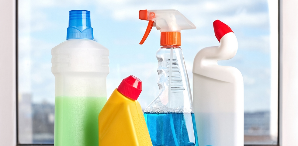 Get your cleaning solution ready.