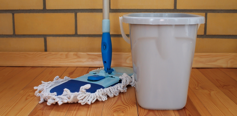 You should use the right kind of mop